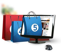 Cenik spletnih trgovin